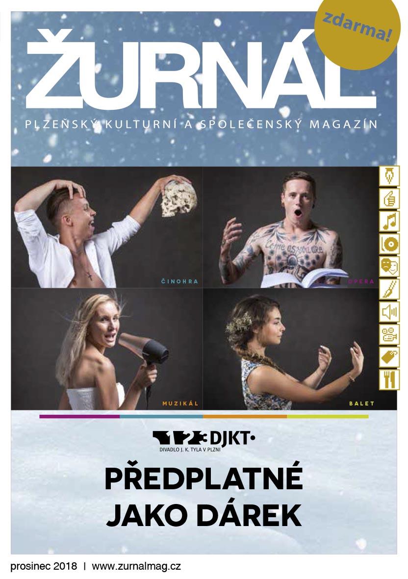 Stáhnout Kulturní magazín ŽURNÁL